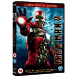 Iron Man 2 (2-Disc Special Edition) [DVD]by Jr Robert Downey