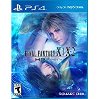 Final Fantasy X|X-2 HD Remaster Standard Edition