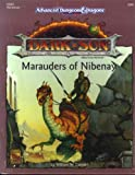Marauders of Nibenay (Advanced Dungeons & Dragons, 2nd Edition, Dark Sun, Dsm3) (1560766778) by Connors, William W.