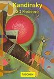 Kandinsky: 30 Postcards (Postcardbooks)