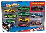 Hot Wheels - 54886 - Véhicule Miniature - Coffret...