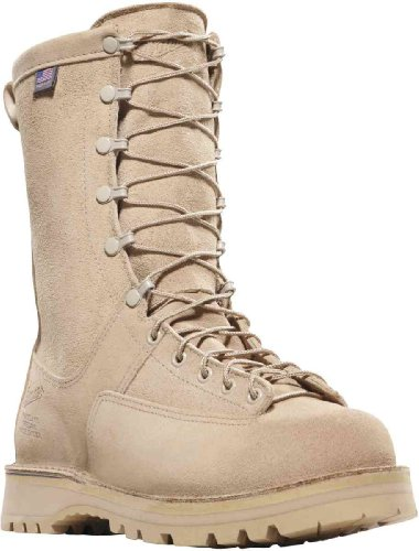 Men's Fort Lewis Light 400G Military Boots,Brown,15 D