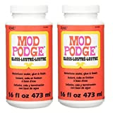 Mod Podge Gloss (2) (Color: White)