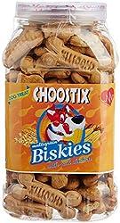 Choostix Biskies with real chicken, 500gm
