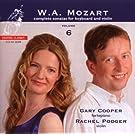 Mozart: Complete Sonatas for Keyboard & Violin, Vol. 6 [Hybrid SACD]