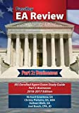 img - for PassKey EA Review, Part 2: Businesses,: IRS Enrolled Agent Exam Study Guide: 2016-2017, Edition book / textbook / text book