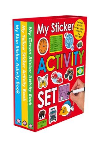 My Sticker Activity Set