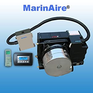 Marine air conditioner and heat pump 110 120v 60hz on for 120v window air conditioner