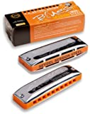 SEYDEL BLUES SESSION STEEL! C-Major LOW TUNING! STAINLESS STEEL REEDS - Made in Germany by the world's oldest harmonica manufacturer!