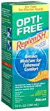 Opti-Free Replenish Multip-purpose Disinfecting Solution, 10-Ounce Bottles (Pack of 2)