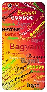 Bagyam (Lucky) Name & Sign Printed All over customize & Personalized!! Protective back cover for your Smart Phone : Samsung Galaxy S4mini / i9190