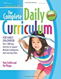 img - for The Complete Daily Curriculum for Early Childhood: Over 1200 Easy Activities to Support Multiple Intelligences and Learning Styles book / textbook / text book