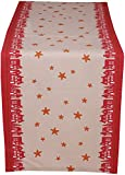 Manju Exports Cotton 1 Piece Table Runner - White