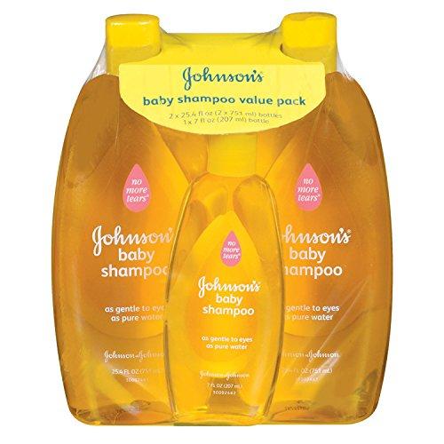 Baby Johnson Shampoo