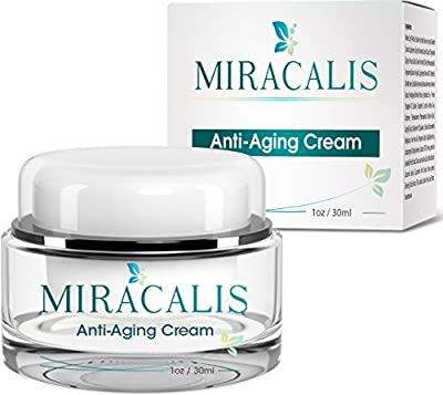 Anti Aging Wrinkle Cream - Best Moisturizer Product For Your Wrinkles, Eyes, Face, Neck, Hands and Decollete, FREE Beauty E-Book, Great for Dry, Oily or Sensitive Skin, Reduces and Repairs Patches of Facial Wrinkles and Fine Lines, Day and Night Skin Care