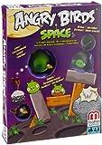 Mattel Y2556 - Angry Birds Space 2, Kinderspiel zur App, Geschicklichkeitsspiel