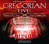 DVD & Blu-ray - Gregorian - LIVE! Masters of Chant - Final Chapter Tour (Limited Edition) [2CD+DVD]