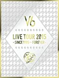 LIVE TOUR 2015 -SINCE 1995~FOREVER-(DVD4����)(�������������A)