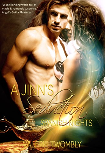 "Get ready for a ""steamy, sexy, raw"" paranormal romance! FREE sample for KND readers!  Spanish Nights: A Jinn's Seduction by Valerie Twombly"