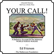 Your Call! Audiobook by Eddie Frierson Narrated by Eddie Frierson