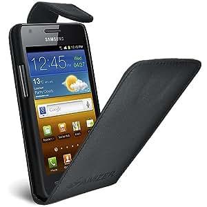 Amzer AMZ92923 Flip Case for Samsung Galaxy R I9103 (Black)