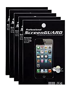 Professional Screen Protector for Micromax A240 Canvas Doodle 2 Pack of 5