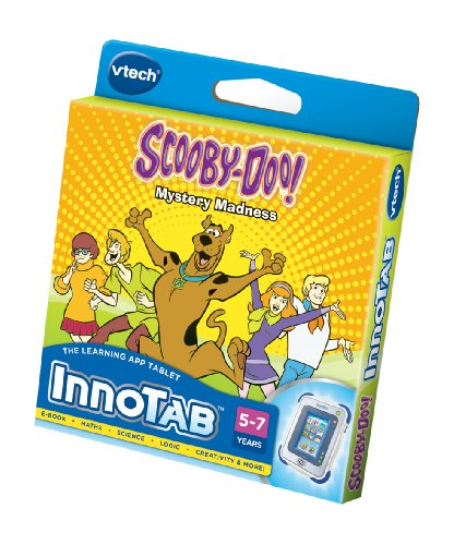 VTech Inno Tab Software Scooby Doo