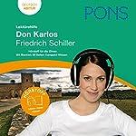 Don Karlos - Schiller Lektürehilfe. PONS Lektürehilfe - Don Karlos - Friedrich Schiller | Johannes Wahl