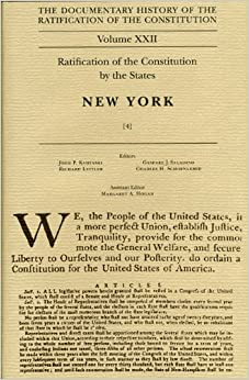 book essays argued ratification constitution The role of ratification: the us constitution is born in the history of the  a  series of essays that analyzed the constitution and countered the arguments  against it  the first book to recognize slavery's place at the heart of the us  constitutio.