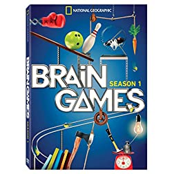 Brain Games Season 1 Repackaged