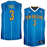 Adidas New Orleans Hornets Chris Paul Replica Road Jersey