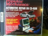 Popular Mechanics Automotive Repair on Cd-rom Just for Your Car