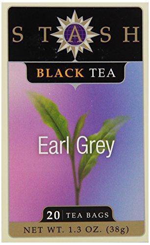Bergamot Oil In Tea
