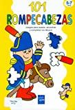 101 Rompecabezas (Spanish Edition)