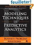 Modeling Techniques in Predictive Ana...