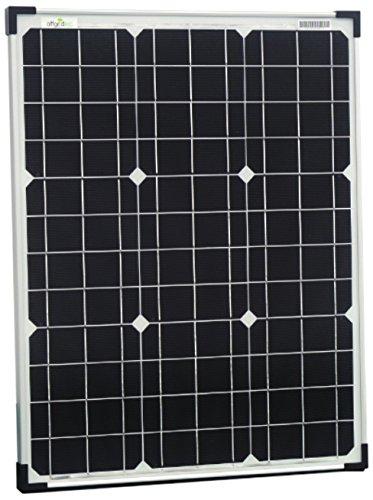 50 Watt Solarmodul / Solarpanel / Solarzelle 12V, 3-01-001260