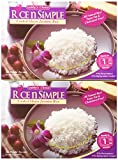 Rice n Simple Cooked Jasmine Rice, Shoyu, 7 Ounce (Pack of 6)