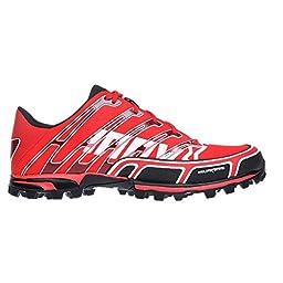Inov-8 Mudclaw 300 Trail Running Shoe, Black/Red, 6.5 C US