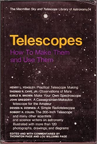 Telescopes: How to Make Them and Use Them