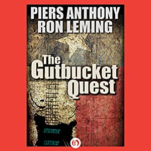 The Gutbucket Quest Audiobook