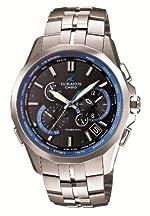 [カシオ]CASIO 腕時計 OCEANUS Manta オシアナス マンタ スマートアクセス搭載 世界6局対応電波ソーラーウォッチ マスコミモデル OCW-S2400-1AJF メンズ