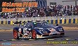 フジミ模型 1/24 リアルスポーツカーシリーズNo.27 マクラーレン F1 GTR ショートテール ル・マン 1995 #24