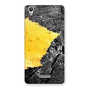 Special Leaf Lone Back Case Cover for Lava-Pixel-V1