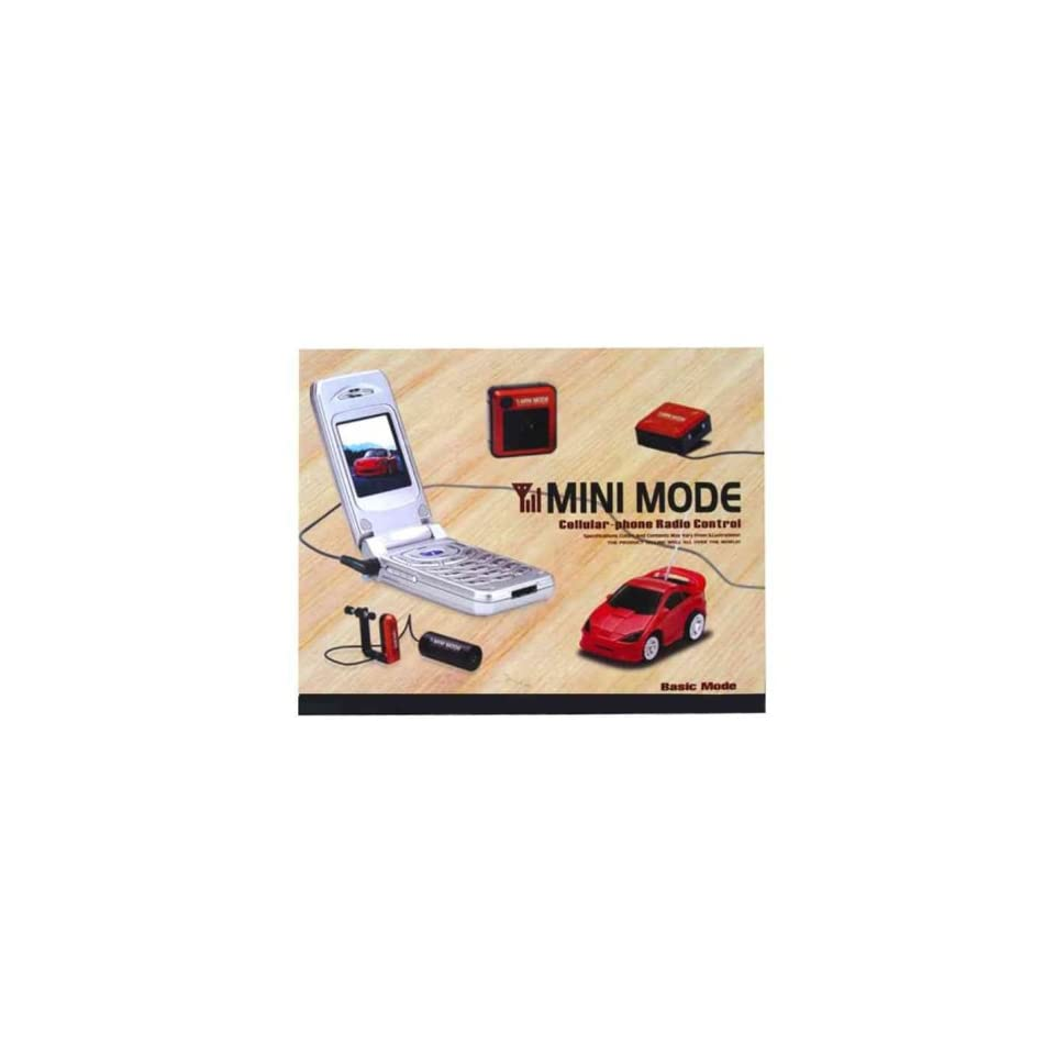World Racing Nitro 3833 red Mini Mode Cell Phone Remote