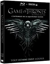 Game of Thrones (Le Trône de Fer) - Saison 4 [Blu-ray + Copie digitale]