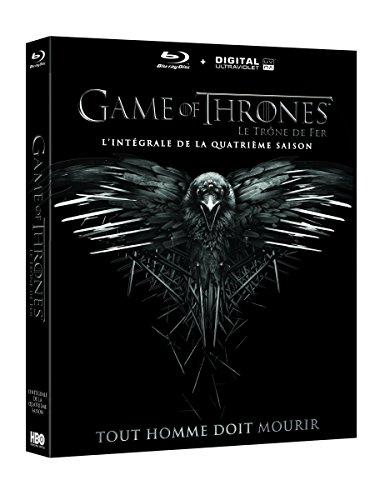 Game of Thrones (Le Trône de Fer) - Saison 4 - Blu-ray+ Copie digitale