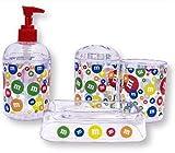 MM's Candy Bath Accessories Set
