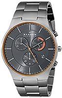 Skagen Men's SKW6076 Balder Titanium Chronograph Watch from Skagen