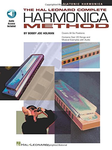 The Complete Harmonica Method: Diatonic (Book & CD)