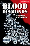 img - for Blood Diamonds Level 1 Beginner/Elementary Book with Audio CD Pack (Cambridge English Readers) book / textbook / text book